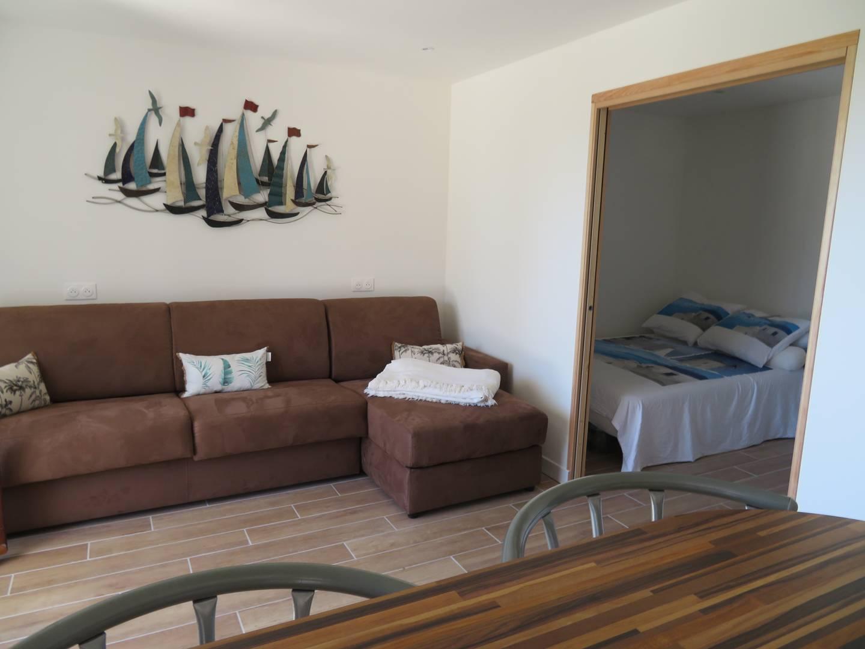 LES PARCS DU SOLEIL Studio cabine RDJ BORMES LES MIMOSAS