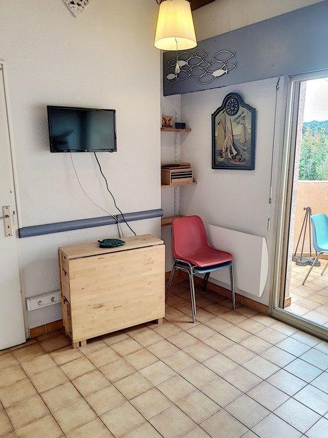les Batisdons  Studio Cabine RAYOL CANADEL SUR MER