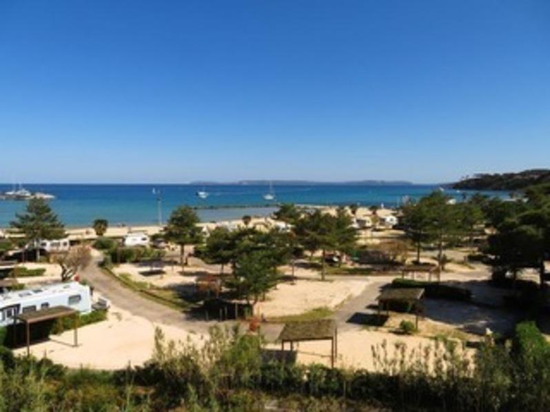 Location Studio vue mer, Résidence Les Rives, La Favière.