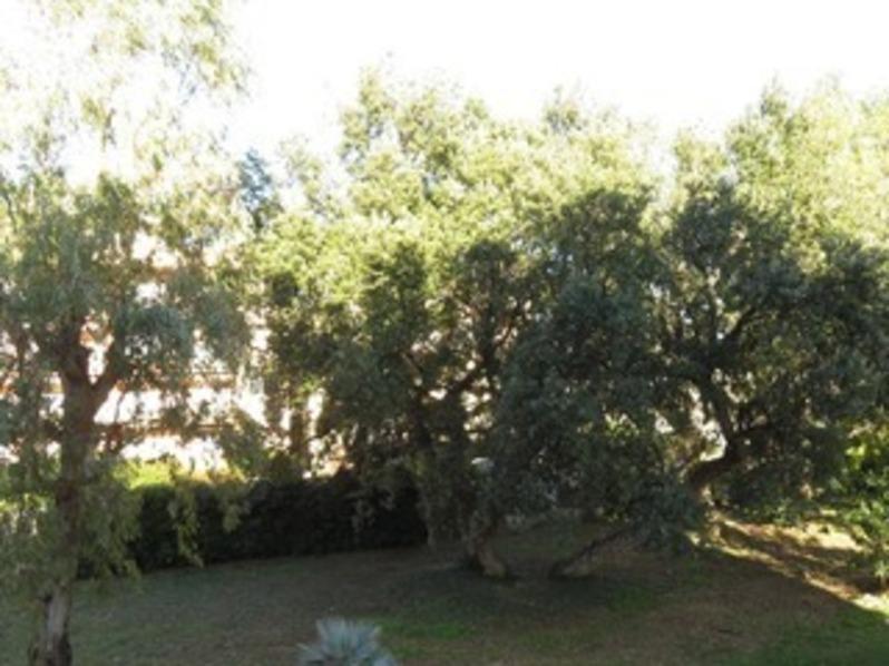 Location T2 avec double loggia dans résidence avec Piscine et Tennis.