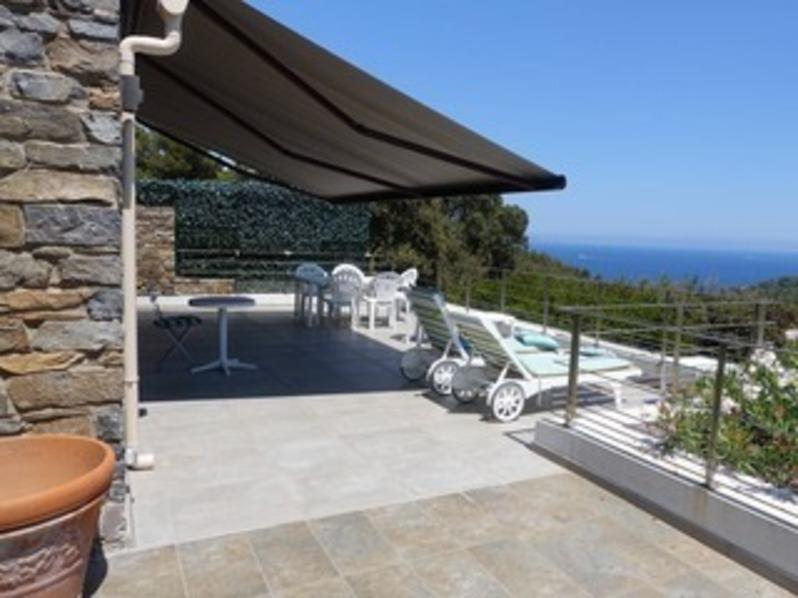 Location villa 3 chambres classé 4* climatisée au Gaou Bénat.