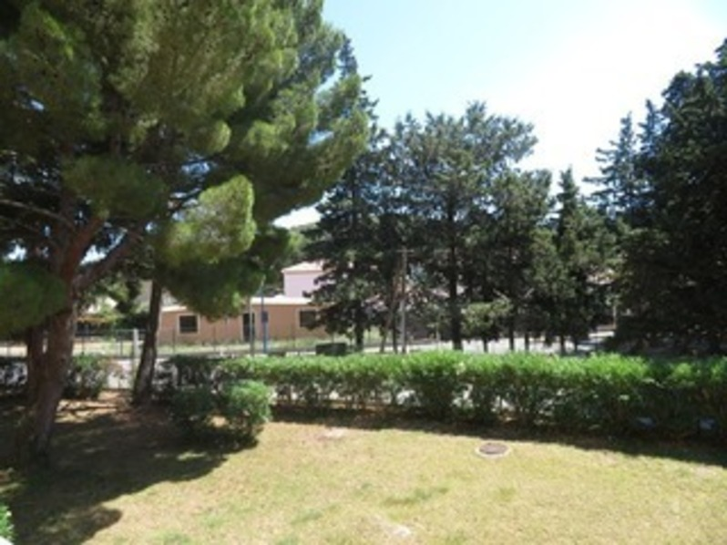 Location T2 de 28m² avec vue sur les jardins