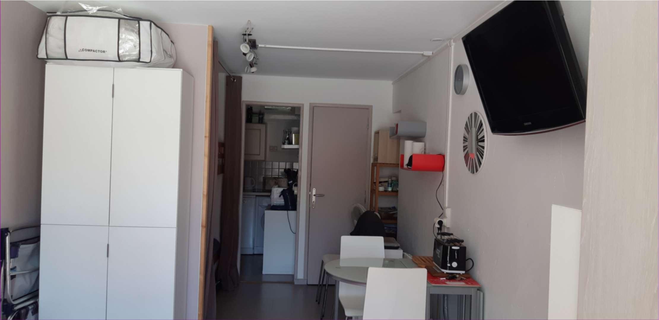 CHANTEBRISE Studio Cabine BORMES LES MIMOSAS