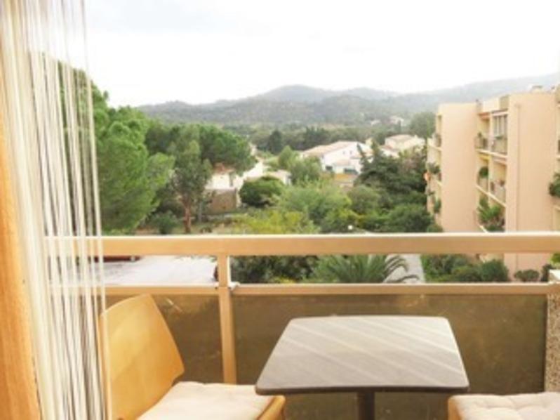 Location studio climatisé  Côte d\'Azur 1 la Favière Bormes les Mimosas.