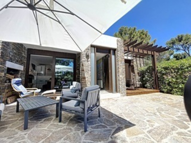 Location Villa trois chambres au Gaou Benat.