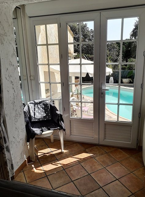 GASPARDET Villa avec piscine BORMES LES MIMOSAS