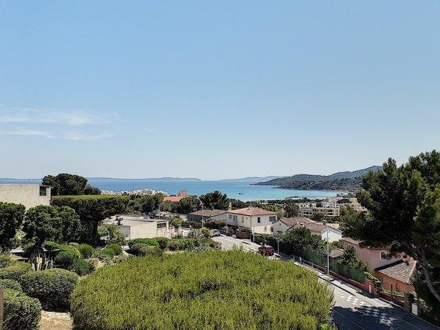 Location Studio vue mer à proximité centre et plage