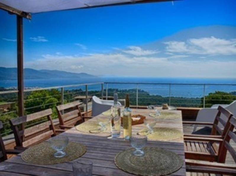 Location Villa climatisée classée 3*, avec Piscine Au Gaou Benat